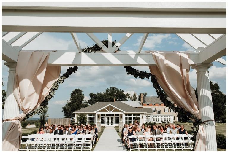 Lavendar Field Wedding Photos Springfield Manor Maryland Photographer Frederick