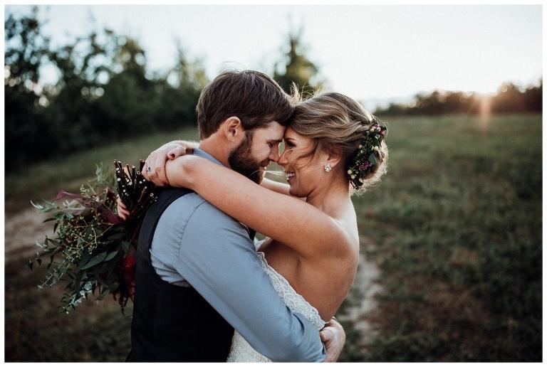 Jenna & Alex // Historic Round Barn Wedding Gettysburg, PA ...